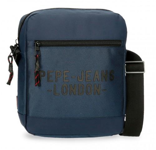 7165623 bandolera portatablet 27 cm pepe jeans bromley azul