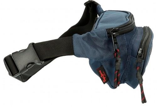 7167123 riñonera 35 cm pepe jeans bromley azul