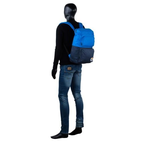 S90802 mochila grande 47 cm Skechers M.O.C.A. azul