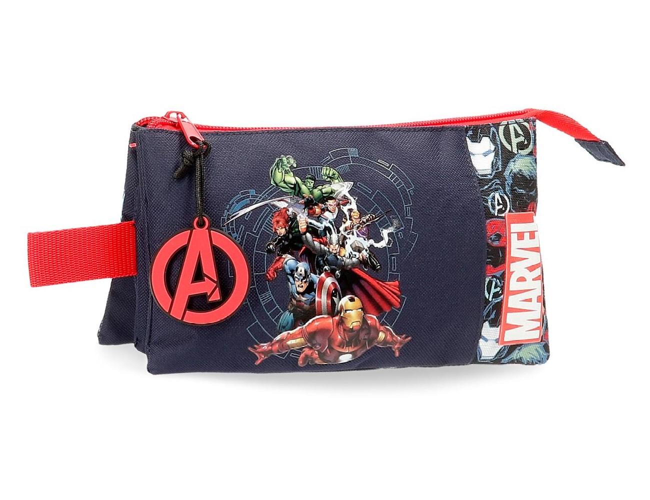 Portatodo Triple Avengers Team 4434321