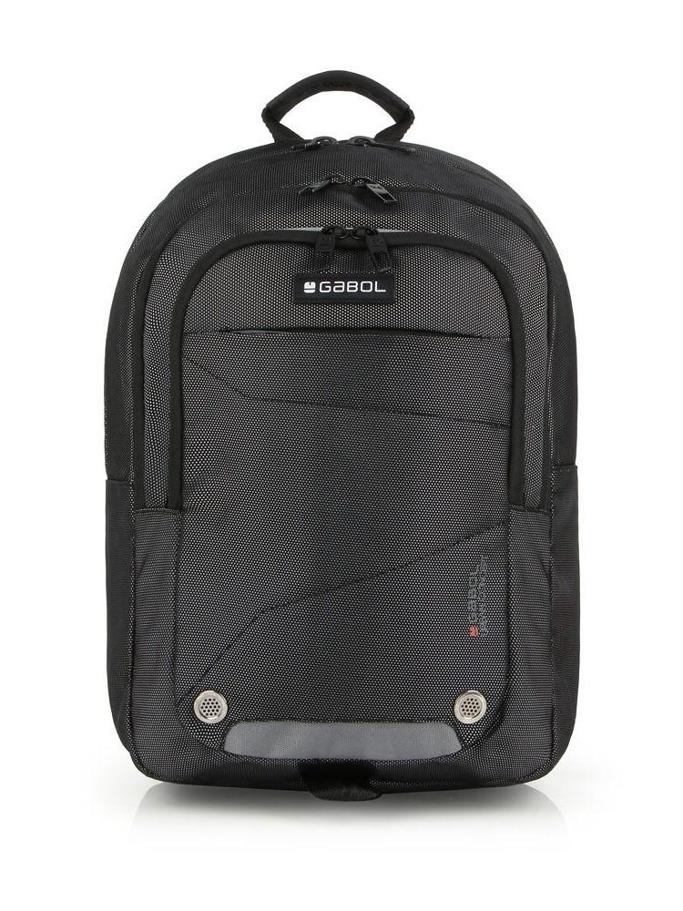 Mochila 41cm Gabol Black 310753