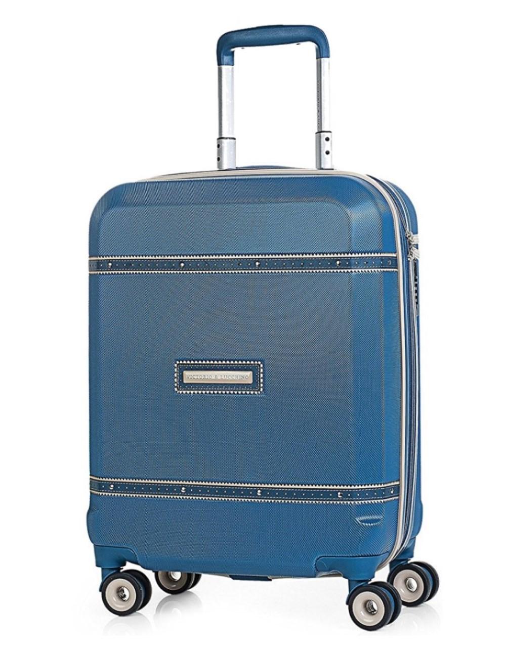 5605002 Maleta de cabina Victorio & Lucchino Mercurio Azul