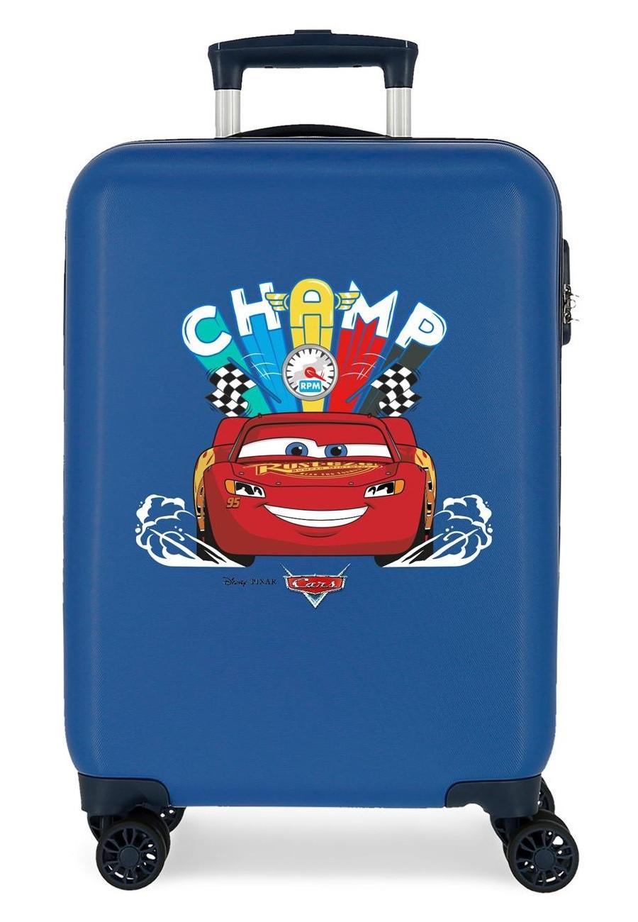 Maleta Cabina Cars Champ Azul 2041723
