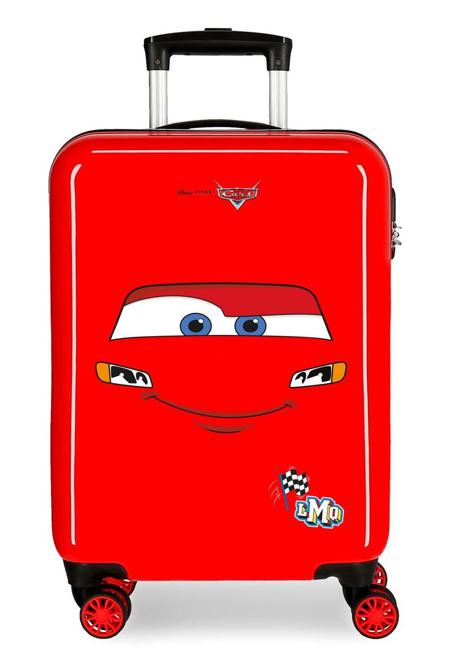 2041724 Maleta Cabina Cars LMQ Rojo