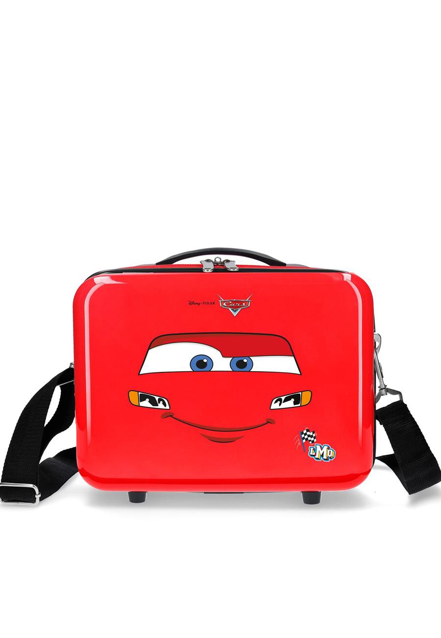 2043924 Neceser Cars LMQ Rojo