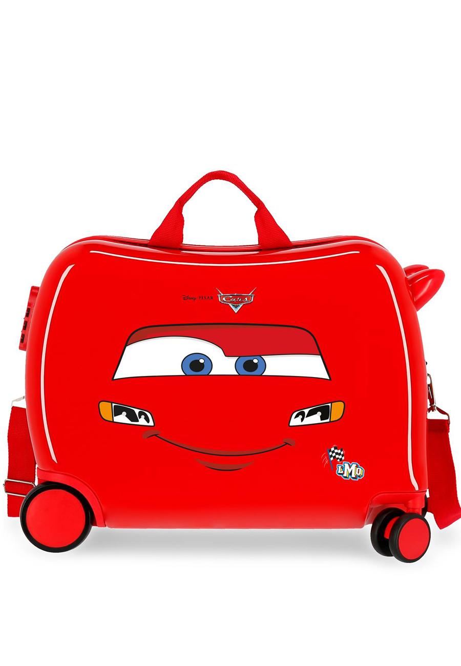 2049824 Correpasillos Cars LMQ Rojo