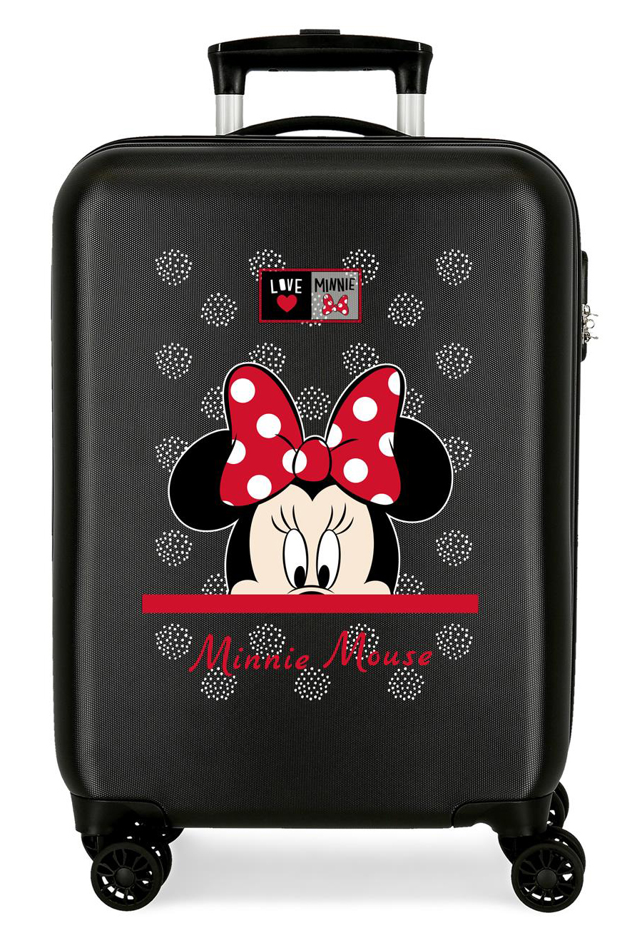 2161721 Maleta Cabina Pretty Bow Minnie
