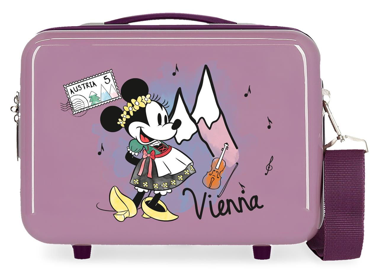 22839A1 Neceser Lets Travel Minnie Vienna Nude