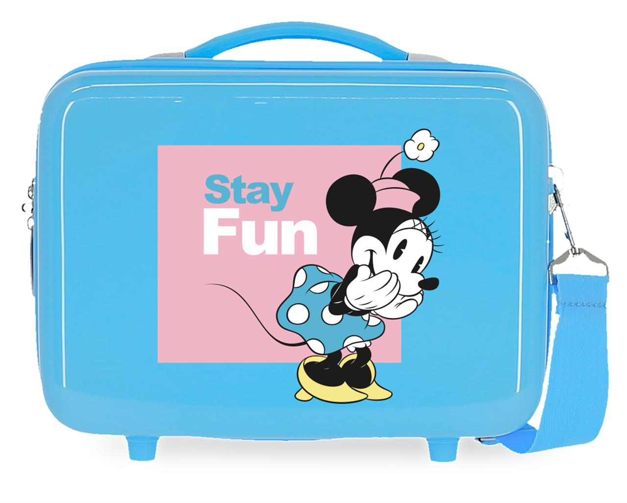 22939A4 Neceser Minnie Stay Fun