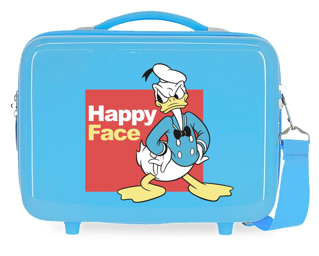 22939A6 Neceser Donald Happy Face