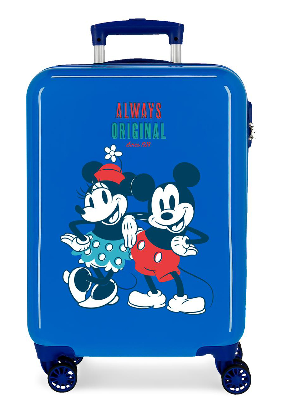 2321723 Maleta Cabina Mickey Always Original Azul