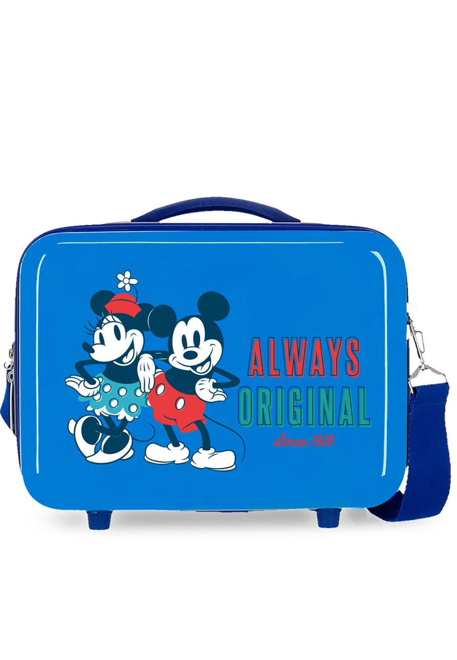 2323923 Neceser Mickey Always Original Azul