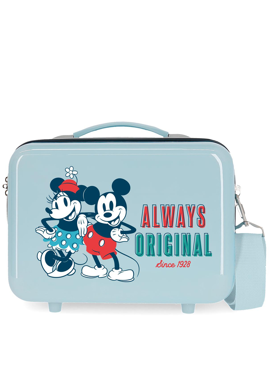 2323924 Neceser Mickey Always Original Azul Claro