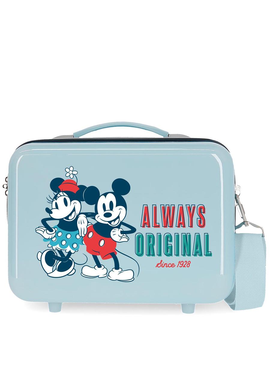 2323924 Neceser Mickey Always Original Azul Claro