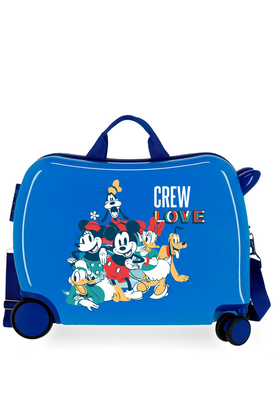 2329821 Correpasillos Mickey Crew Love Azul