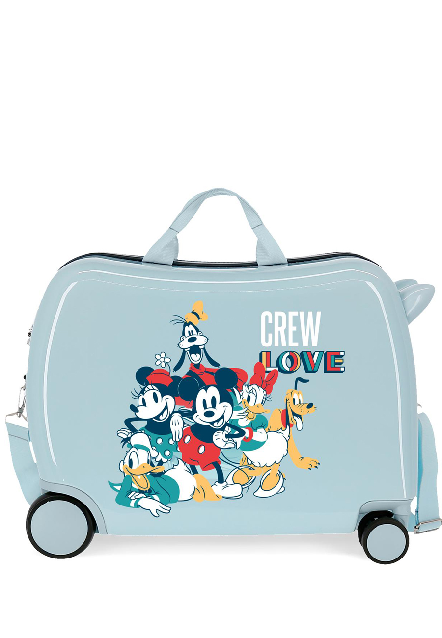 2329822 Correpasillos Mickey Crew Love Azul Claro
