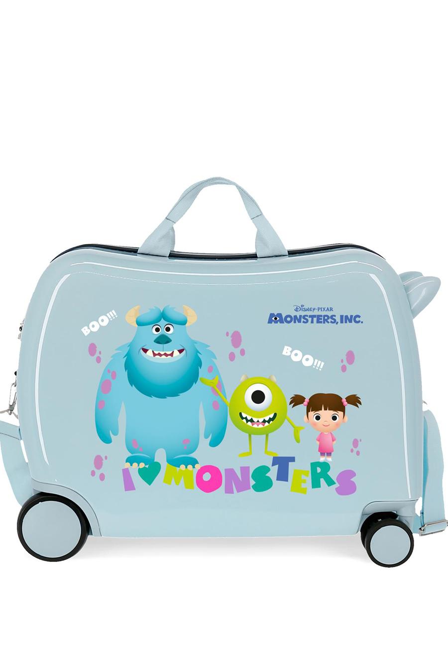 2459863 Correpasillos Monsters Boo! Azul Claro