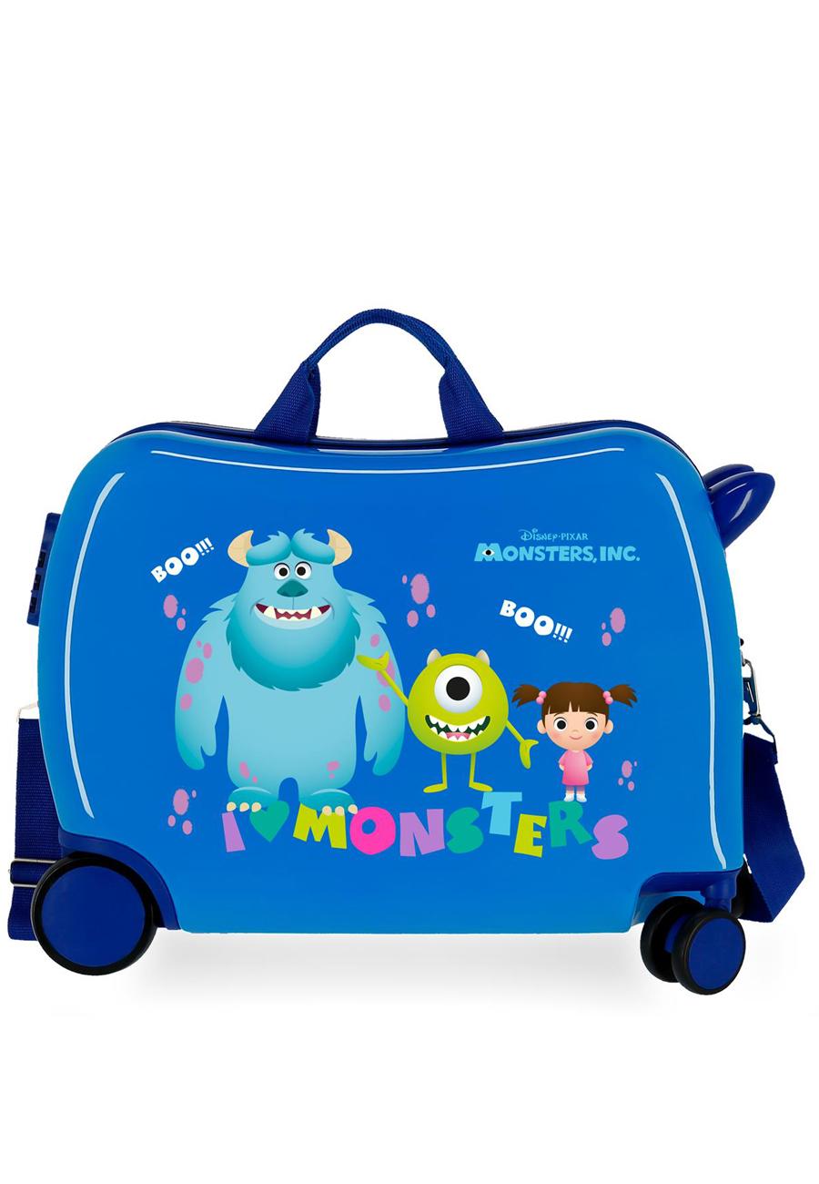 2459864 Correpasillos Monsters Boo! Azul