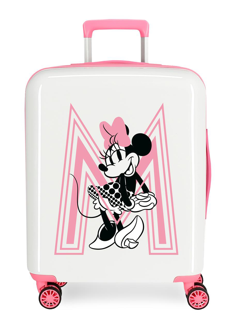 3419322 Maleta Pretty Minnie Rosa