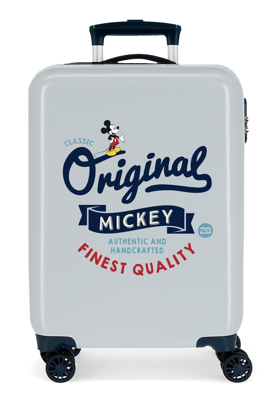 3421728 Maleta Cabina Mickey original Classic Azul