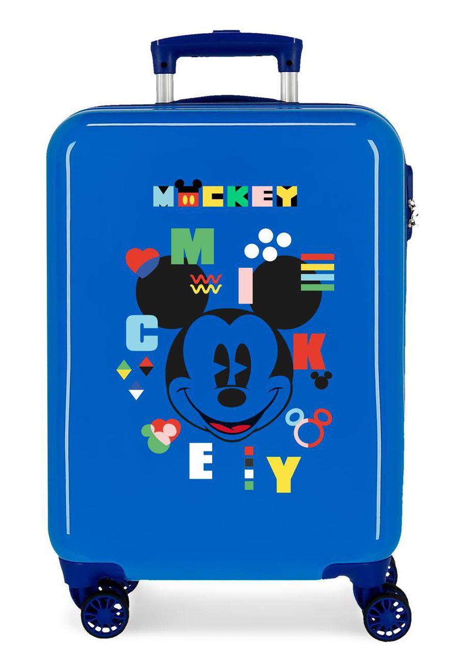 4381721 Maleta Cabina Mickey Shape Shifter