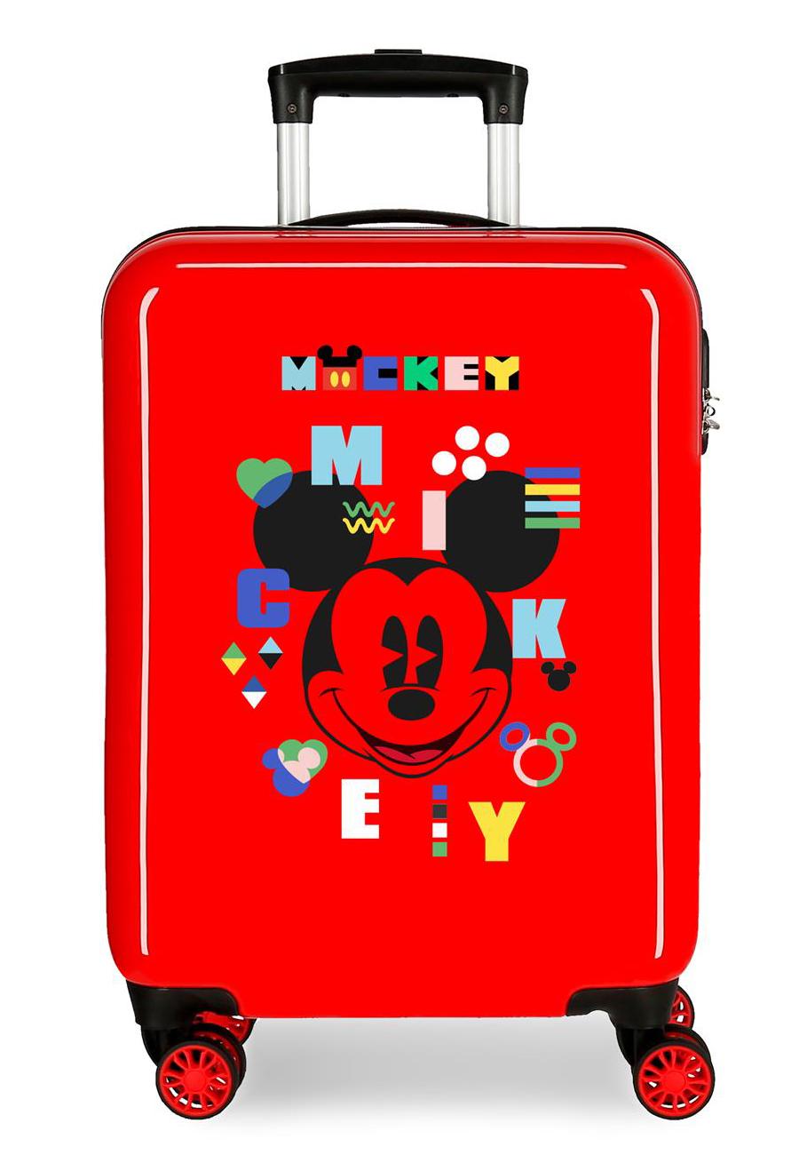 4381722 Maleta Cabina Mickey Shape Shifter