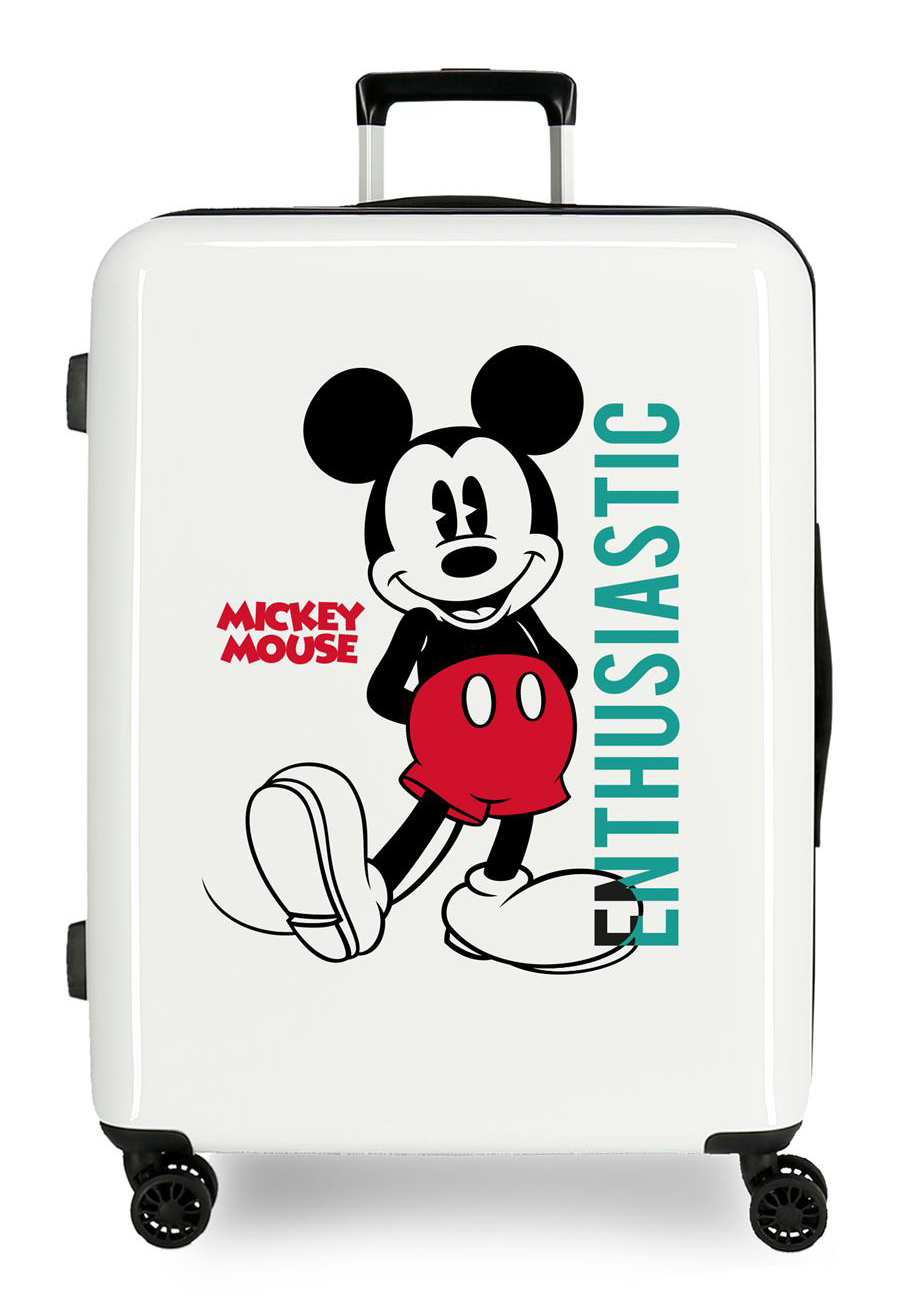 4399421 Maleta Mediana Mickey Enthusiastic