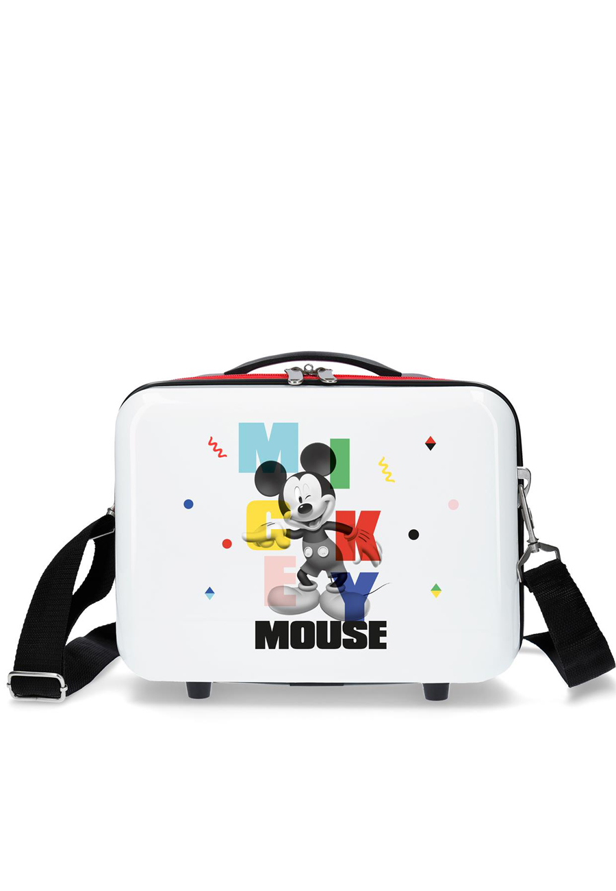 4473921 Neceser Mickey´S Party Blanco