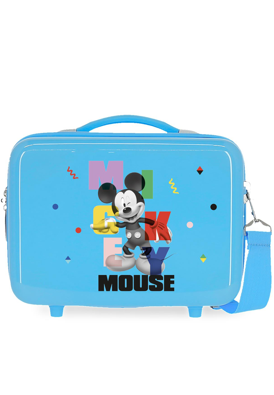 4473923 Neceser Mickey´S Party Azul