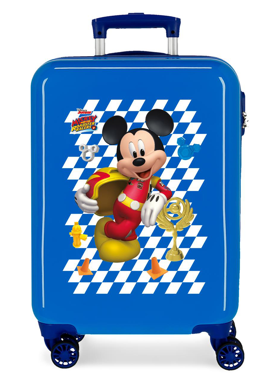 4641465 Maleta Cabina Good Mood Mickey Azul