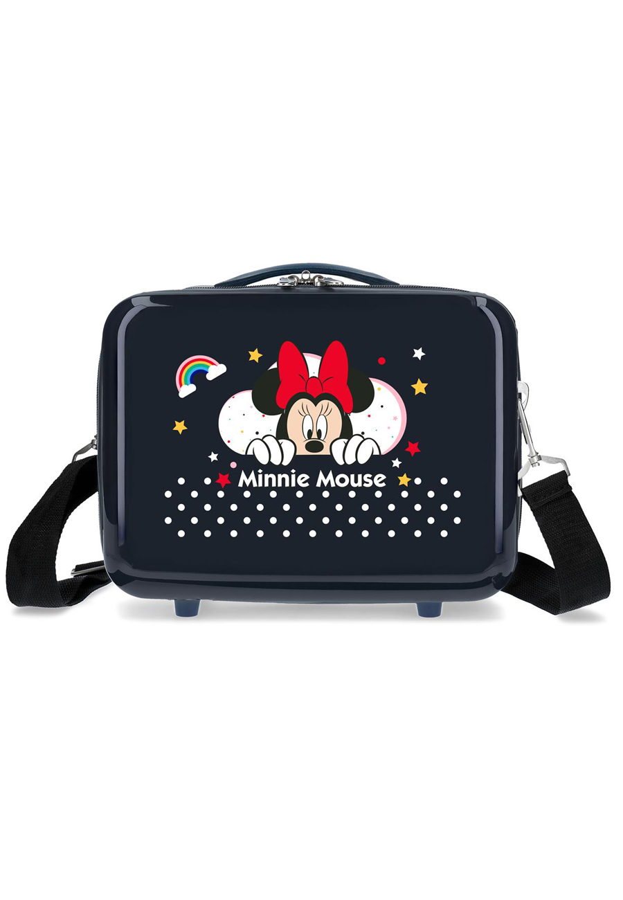 4773964 Neceser Minnie Rainbow Marino