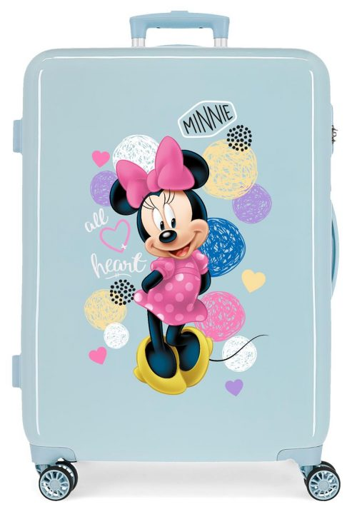 2051523 Maleta mediana Love Minnie