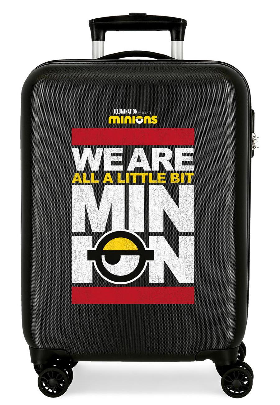 2141721 Maleta Cabina We Are A Minion Negro