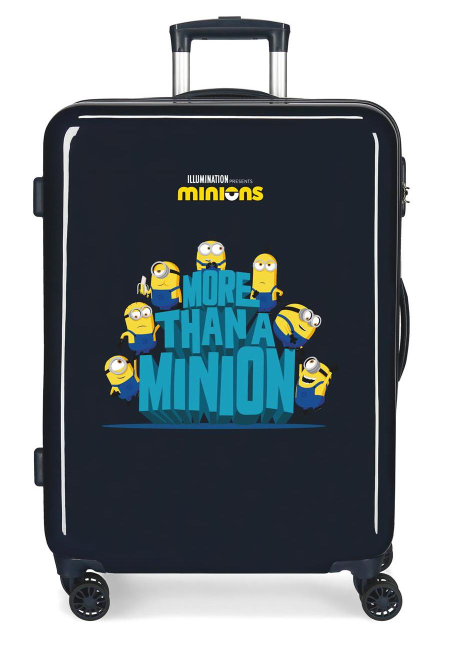 2141822 Maleta Mediana We Are A Minion Marino