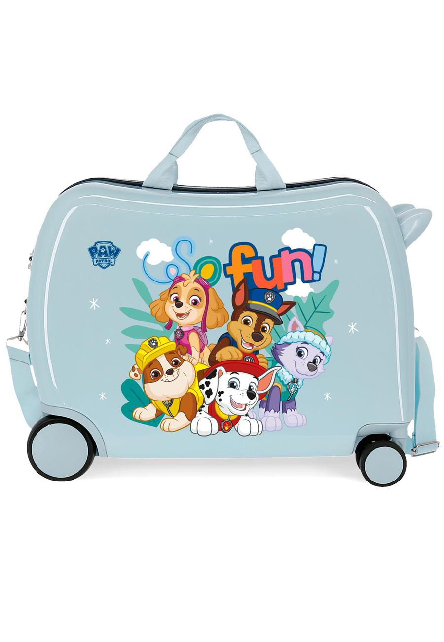 2199825 Correpasillos Paw Patrol So Fun Azul Claro
