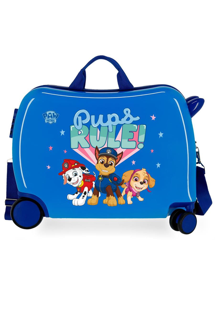 2199826 Correpasillos Paw Patrol Pups Rule Azul