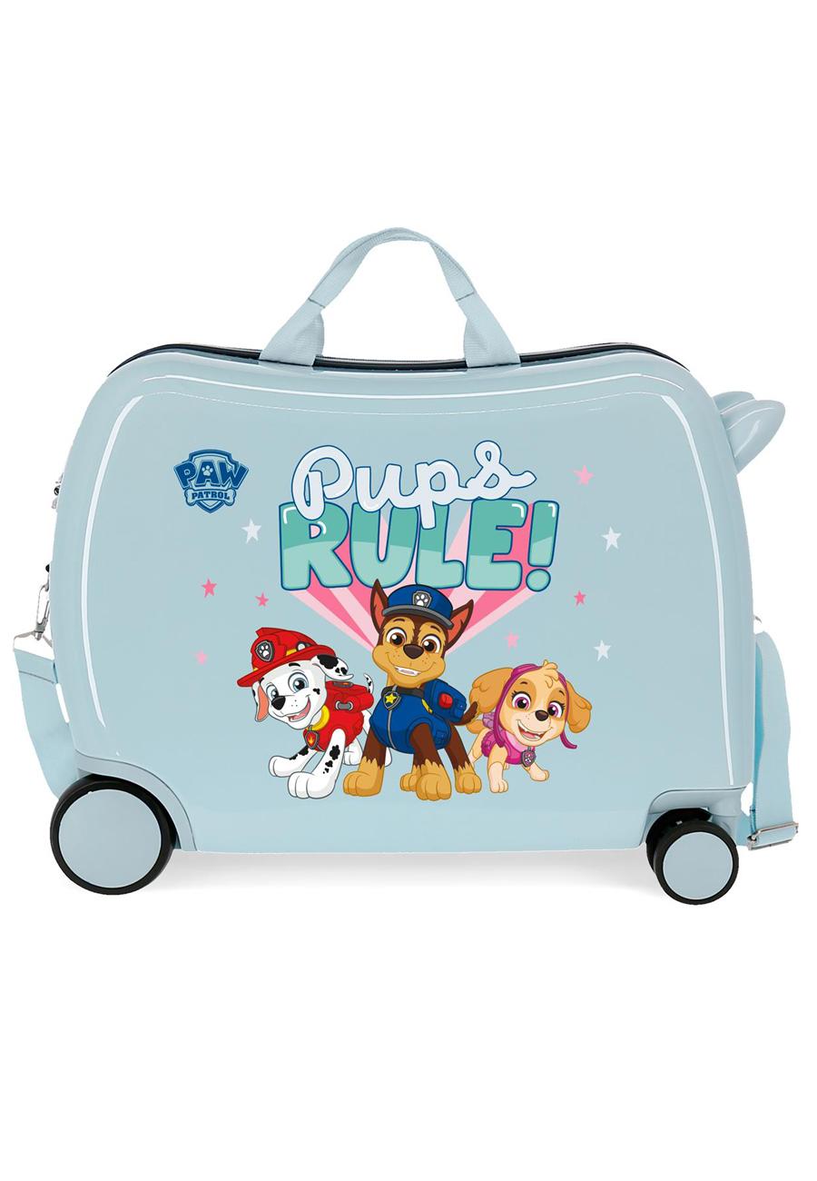 2199827 Correpasillos Paw Patrol Pups Rule Azul Claro
