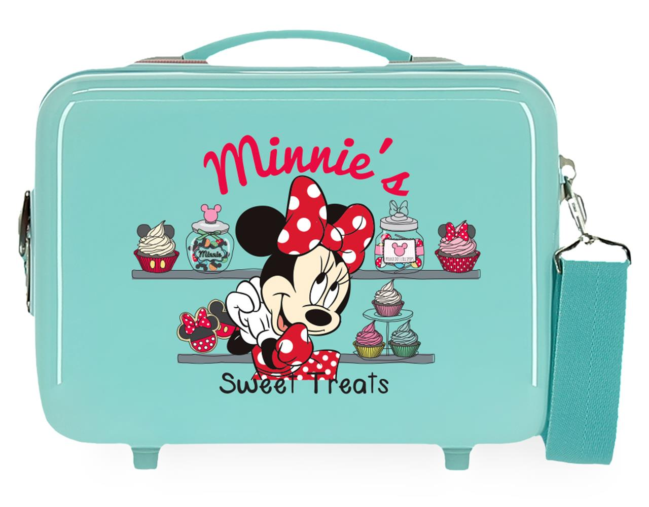2343924 Neceser Thats Easy Minnie´s Sweet Treats Turquesa