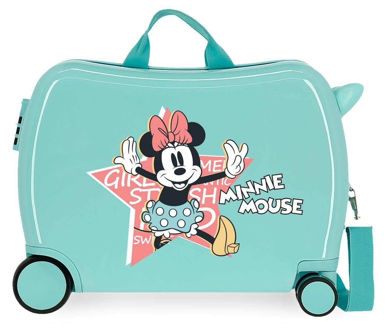 2349825 Correpasillos Thats Easy Minnie Mouse Turquesa