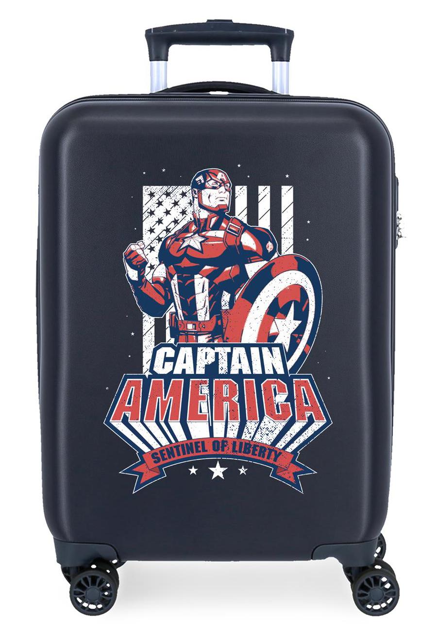 3431723 Maleta Cabina Mightiest Heroes Captain America Marino