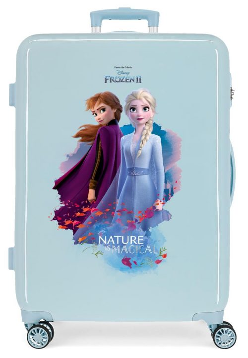 4011521 Maleta mediana Frozen II Nature Is Magical