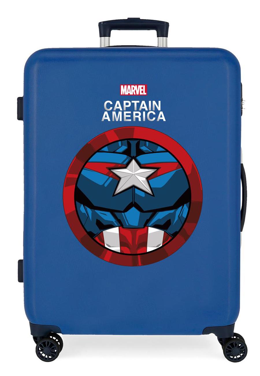 4241821 Maleta Mediana Captain América Azul