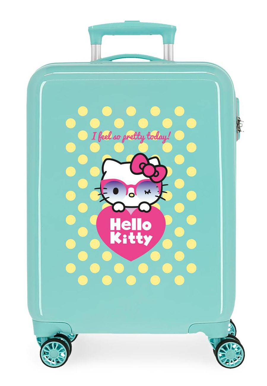 4261721 Maleta Cabina Hello Kitty Pretty Glasses