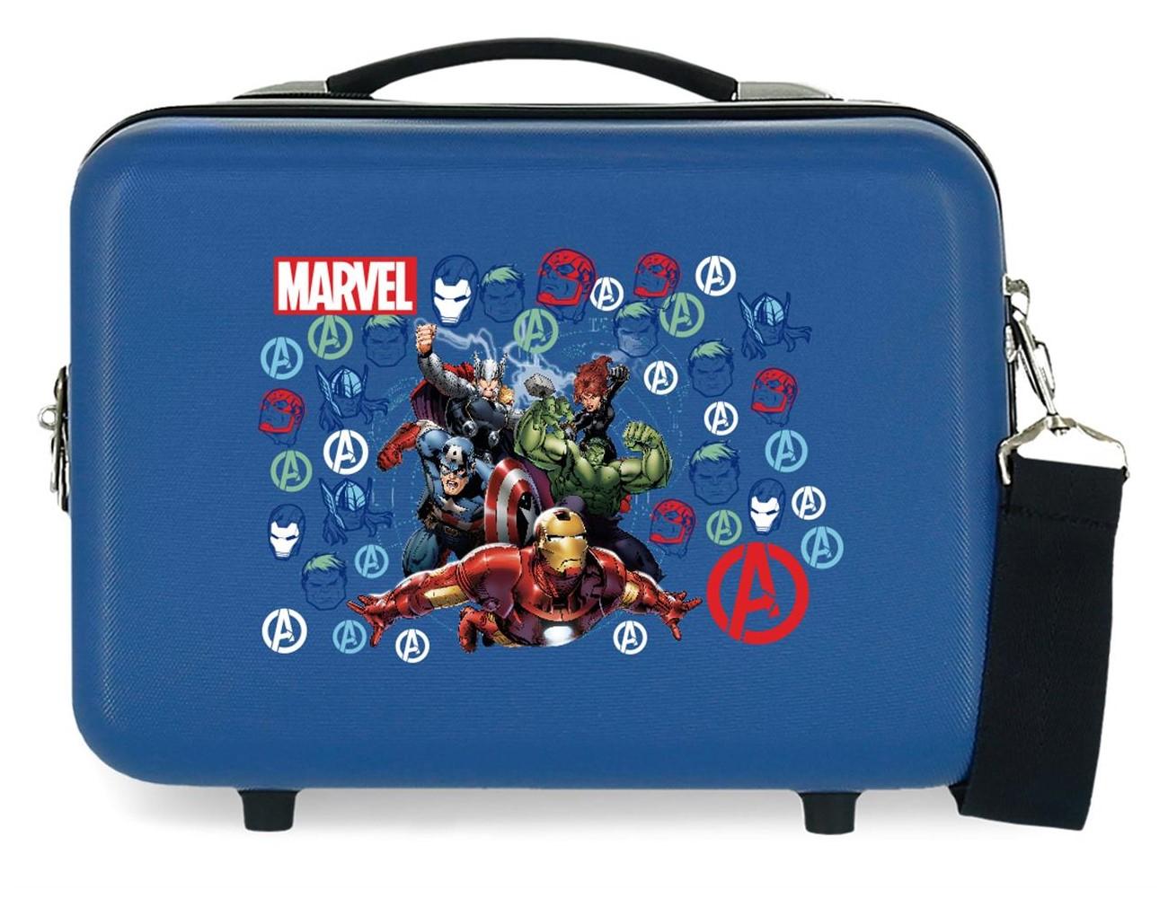 Neceser Avengers Team Azul 4433922