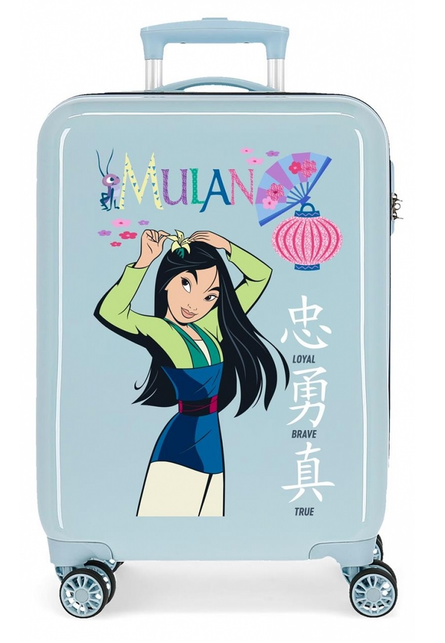4481721 Maleta Cabina Princess Celebration Mulan