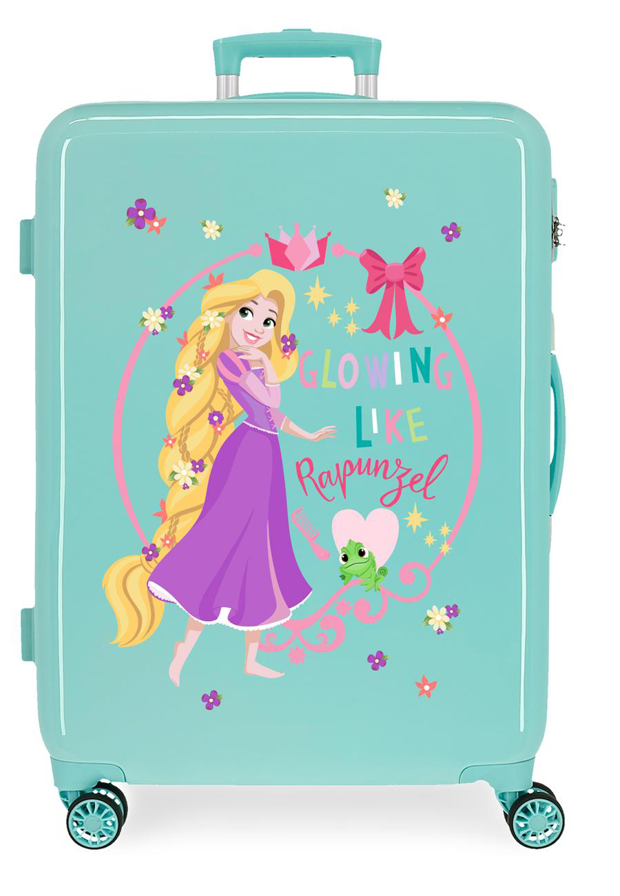 4481823 Maleta Mediana Princess Celebration Rapunzel