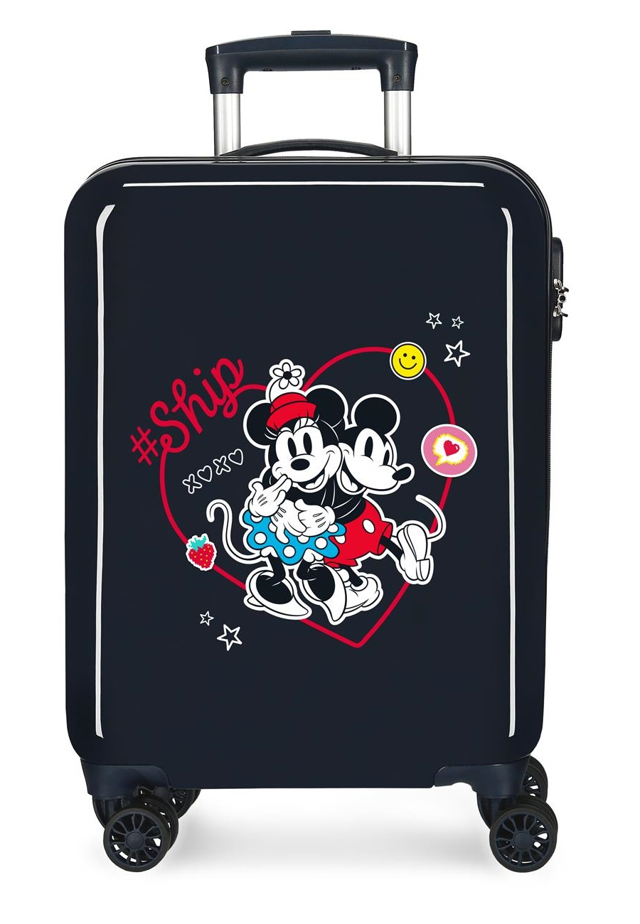 4491721 Maleta Cabina Mickey & Minnie ship Always Be Kind Marino
