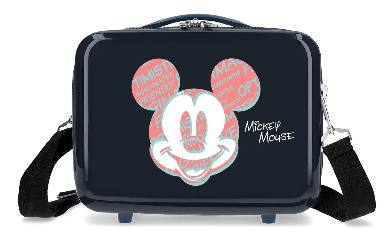 4493923 Neceser Mickey Always Be Kind Marino