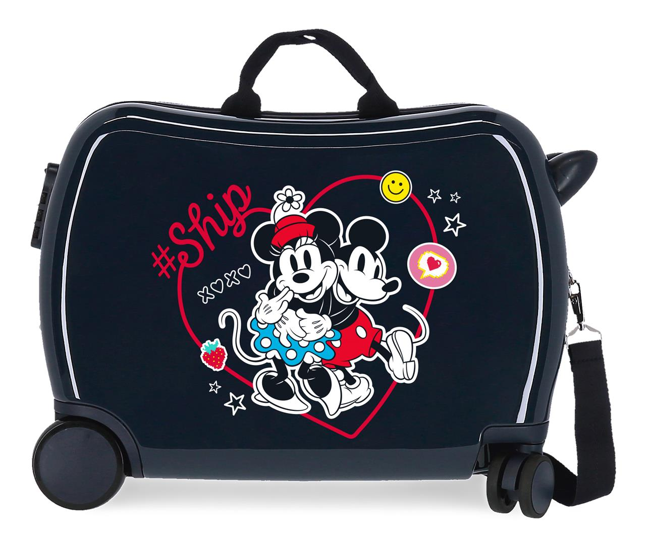 4499821 Correpasillos Mickey & Minnie ship Always Be Kind Marino