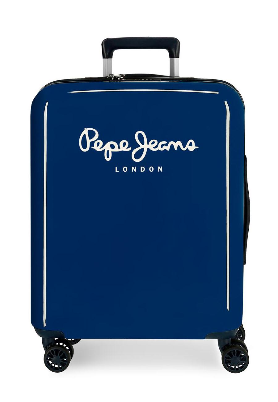 7419328 Maleta Cabina Pepe Jeans Alvert Tejano